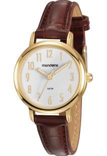 Relógio Mondaine Feminino 83476Lpmvdh2