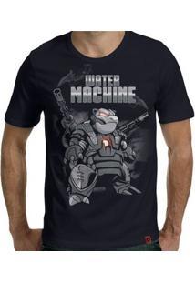 Camiseta Water Machine