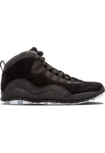 Jordan Air Jordan Retro 10 Mid Tops - Cinza