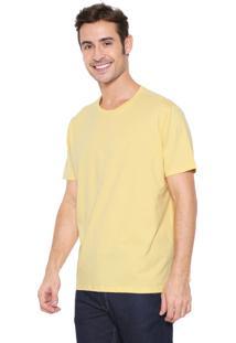 Camiseta Malwee Lisa Amarela