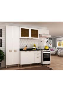 Cozinha Compacta Nevada Ii 9 Pt 3 Gv Branca