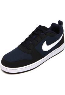 Tênis Nike Sportswear Court Borough Low Azul