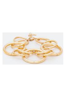Pulseira De Elos Bold | Accessories | Dourado | U