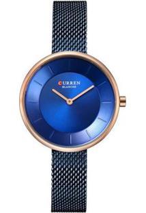 Relógio Curren Analógico C9030L - Feminino