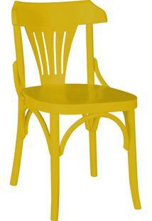 Cadeiras Para Cozinha Opzione 81 Cm 426 Amarelo - Maxima