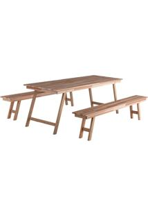 Conjuntos De Mesa E Cadeiras Madebal