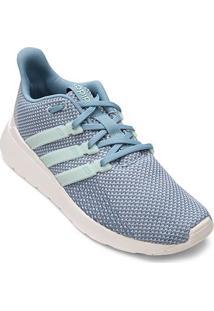 Tênis Adidas Questar Flow Feminino - Feminino-Cinza