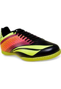 Tenis Masc Penalty 1240859767 Victoria R1 2 Vi Preto/Amarelo/Pink