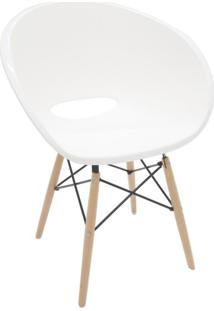 Cadeira Elena Branco
