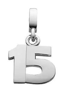 Pingente Life Número 15