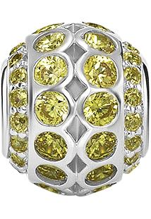 Pingentes Jolie Em Prata Com Zirconia - Jolie Decorativos