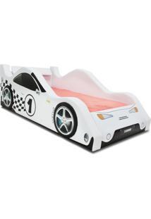 Cama Carro Xr4 Branco - Branco - Dafiti