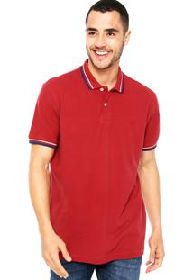 Camisa Polo Richards Lisa Vermelha