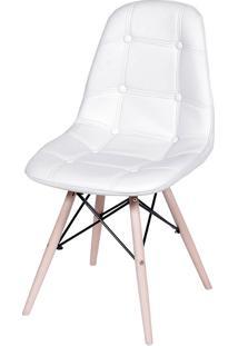 Cadeira Modesti Or-1110 – Or Design - Branco