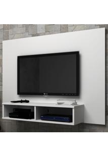 Painel Para Tv Até 40 Polegadas Arya Branco - Manto Móveis