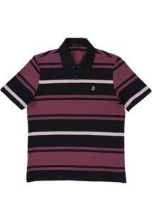 Camisa Polo Masculina Regular Listrada - Tassa 18040