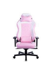 Cadeira Gamer Husky Blizzard Pink White 900 S.E.