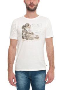 Camiseta Manga Curta Graphic Yb