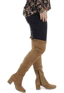 Bota Over The Knee Lara Stretch