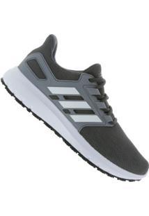 Tênis Adidas Energy Cloud 2 - Masculino - Cinza/Branco