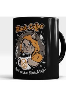 Caneca Black Coffee