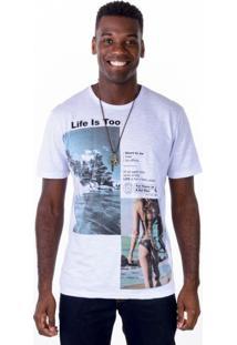 Camiseta Fotos Paraíso