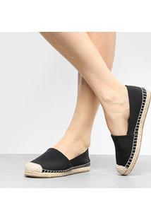 Alpargata Shoestock Lona Feminina