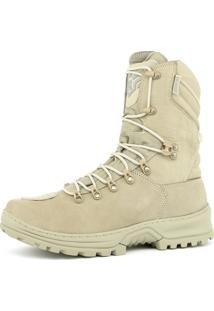 Bota Rossi High Action Bege