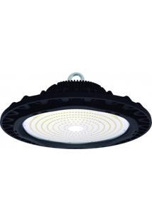 Luminária Led De Sobrepor High Bay 165W Taschibra 5000K Luz Branca