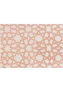 Tapete Dhurie Moroccan 9 Beige/Rust - 198 X 152 Cm