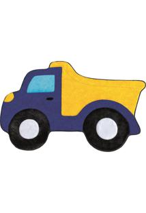 Tapete Formato Premium Big Caminhão Caçamba Royal Guga Tapetes