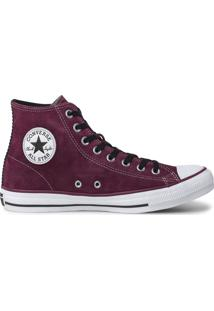Tênis Converse All Star Chuck Taylor Skt Hi Bordô Ct14260003 - Tricae