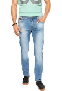Calça Jeans Triton New Skinny Azul