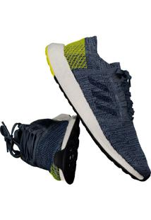 Tênis Adidas Pureboost Go Azul Mescla