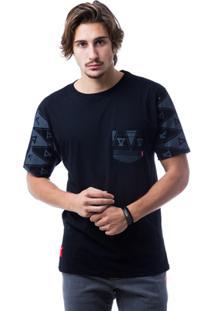 Camiseta Especial Asphalt Full Print 35 Masculina - Masculino