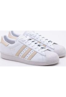 Tênis Adidas Superstar Originals Branco Masculino 40