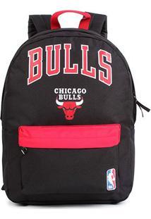 Mochila Nba Chicago Bulls Sport - Unissex