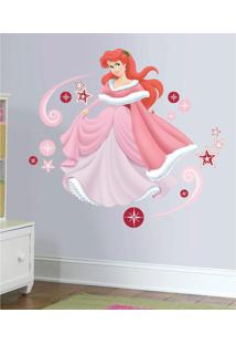 Adesivos De Parede Roommates Colorido Ariel Holiday Add-On Wall Decals
