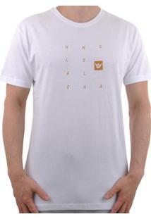 Camiseta Hang Loose Camo Masculino - Masculino