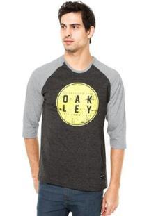 Camiseta Oakley Moon Masculino - Masculino