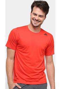 Camiseta Adidas Freelift Sport Fitted Three Stripes Masculina - Masculino