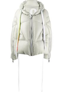 Khrisjoy Oversized Padded Jacket - Cinza