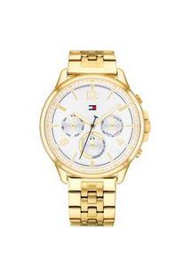 Relógio Tommy Hilfiger Feminino Aço Dourado - 1782223