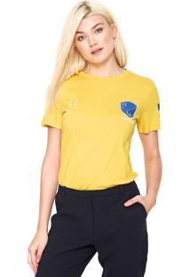 Camiseta Forum Brasil Amarela