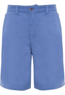Bermuda Masculina Chino Light - Azul