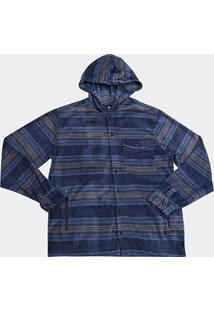 Camisa Billabong Furnace Hood Manga Longa - Masculina - Masculino