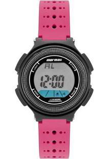 Relógio Mormaii Fun Feminino - Feminino-Rosa