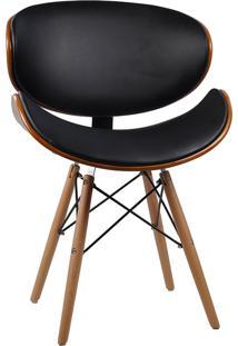 Cadeira Paris Preta Rivatti Móveis