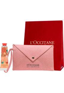 L'Occitane Presente Bolsa De Mãos + Creme De Mãos