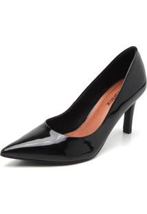 2eee419b1 Scarpin Usaflex Verniz feminino | Shoelover